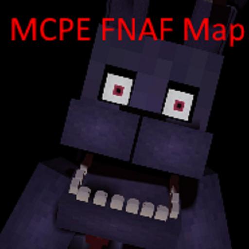 Map FNAF for MC PE