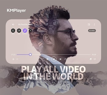KMPlayer - All Video & Music Player Screenshot