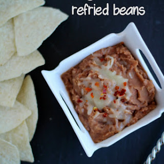 "Fat- Free Slow Cooker ""Refried"" Beans"