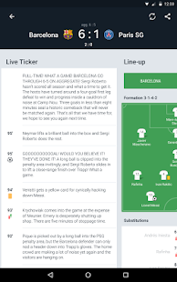 Download Onefootball Live Soccer Scores For PC Windows and Mac apk screenshot 7