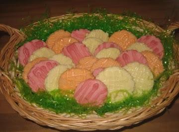 Gaiety Pastel Cookies Recipe