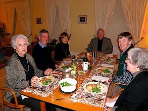 Photo: Dottie, Peter John, Trish, Peter Griggs, Bryn, Judy Korner, Perth WAS
