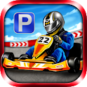 Go Kart Parking & Racing Game icon