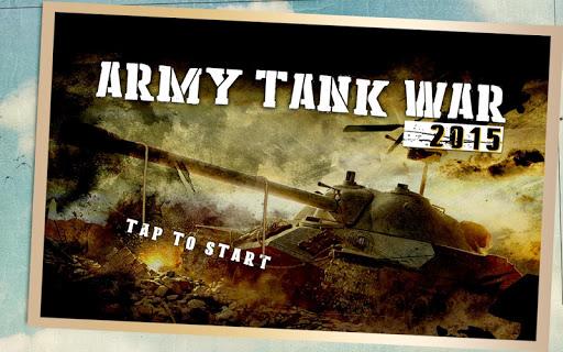 Army Tank War 2015