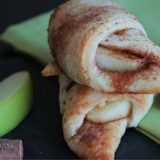Apple Crescents.