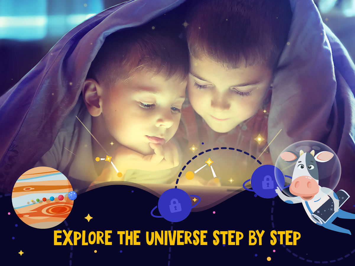 Astronomy for Kids 🚀 Space Game by Star Walk 2- screenshot