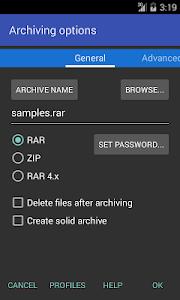 RAR for Android v5.20.Build 25