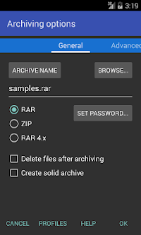 RAR for Android Premium