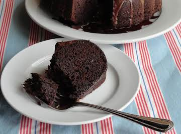 Fudge Brownie Cake