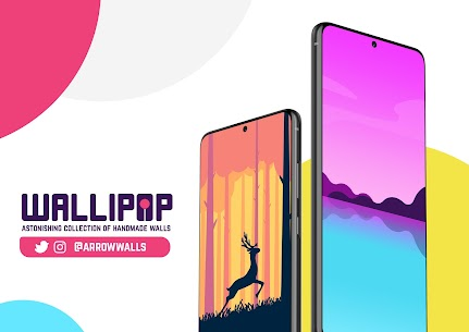 WalliPop Wallpapers (MOD, Paid) v1.0 1