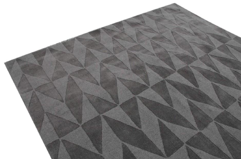 100% wełnany nowoczesny dywan z Indii ręcznie taftowany 3x4m 250x350cm 270x360m brązowy