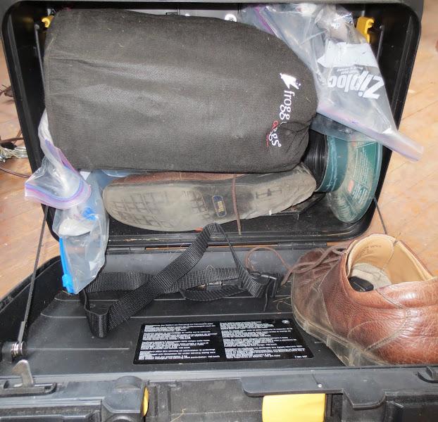 Photo: Right side rear case