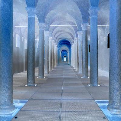 blu prospettico di nicoletta lindor