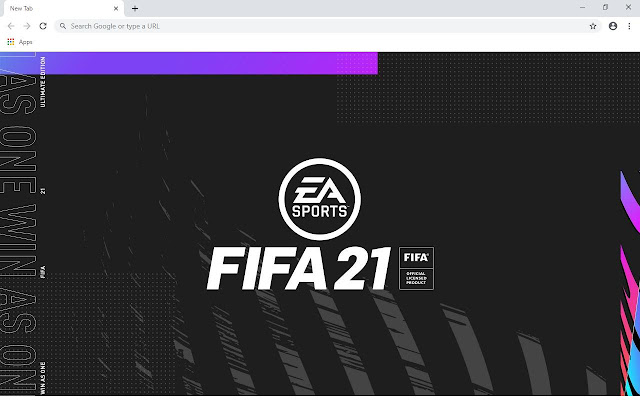 FIFA 21 Wallpapers and New Tab