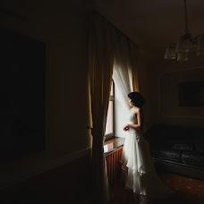 Bryllupsfotograf Liza Medvedeva (Lizamedvedeva). Bilde av 07.12.2016