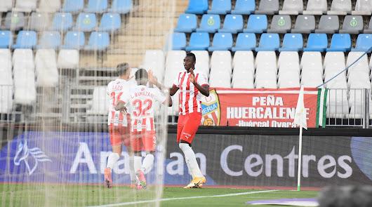 Almería 2 -1 Logroñés: Vuelan las penas y llega el Play Off