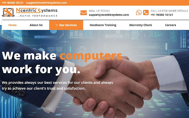 Ncentric Systems