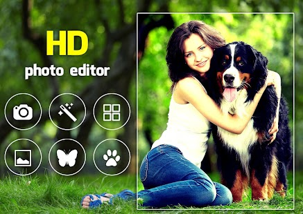 HD Photo Editor- screenshot thumbnail