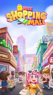 Idle Shopping Mall Apk Download For Android and Iphone 1