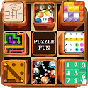 Puzzle Fun - classic puzzles all in one icon