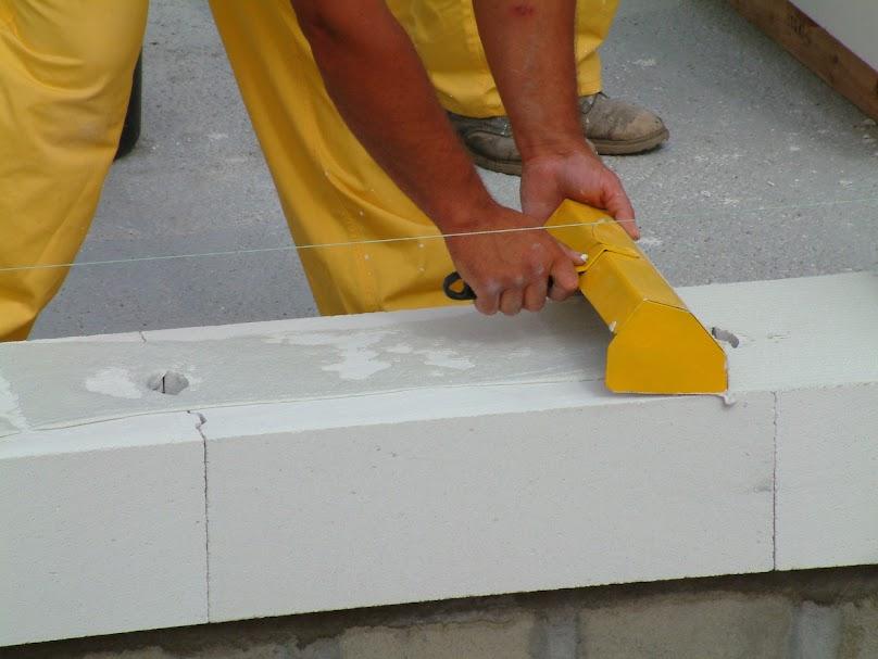 Bloczki silikatowe do budowy ścian zewnętrznych