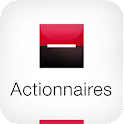 Actionnaires icon