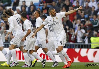 Score historique pour le Real en Liga!