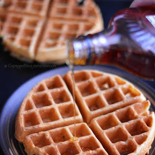Bacon Waffles Recipe