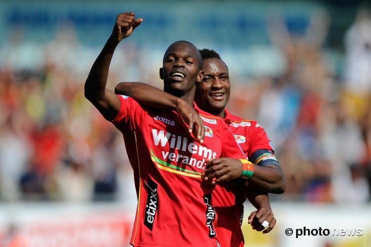 Un joueur important d'Ostende forfait ce week-end