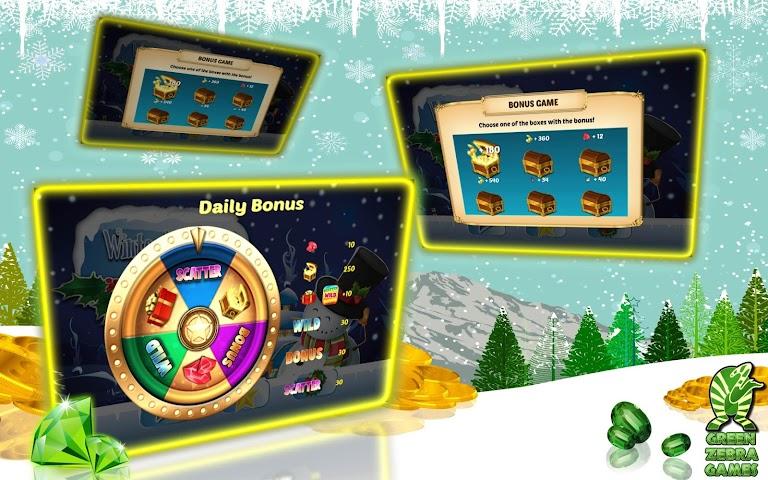 android Winter Wonderland Slots Screenshot 6
