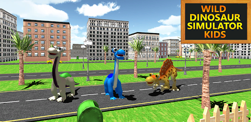 Download Kids Baby Dinosaur Rampage Simulator 2018 for PC