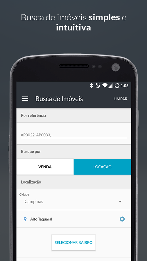 inGaia Imob- screenshot