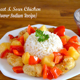 Breaded Chicken for Sweet & Sour Chicken