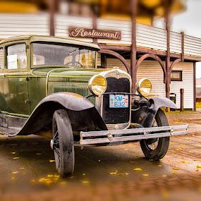 by Boštjan Rakovec - Transportation Automobiles