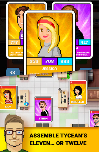 Dev Empire Tycoon 2: game developer simulator 2.5.5 screenshots 4