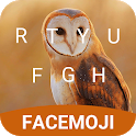 Lovely Owl Keyboard Theme for Whatsapp icon