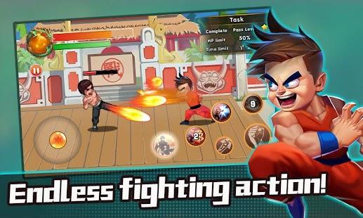 Chaos Fighter Kungfu Fighting Screenshot