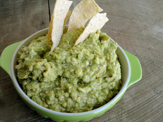 Quirky Guacamole Recipe