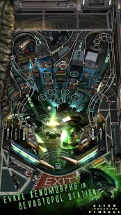 Aliens vs. Pinball Screenshot