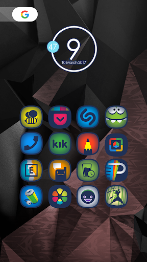 Gulix - Icon Pack app for Android screenshot