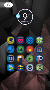 Gulix - Icon Pack Screenshot