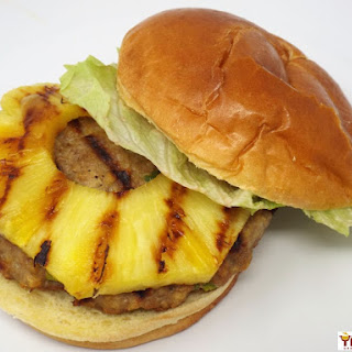 Hawaiian Turkey Burger Recipe