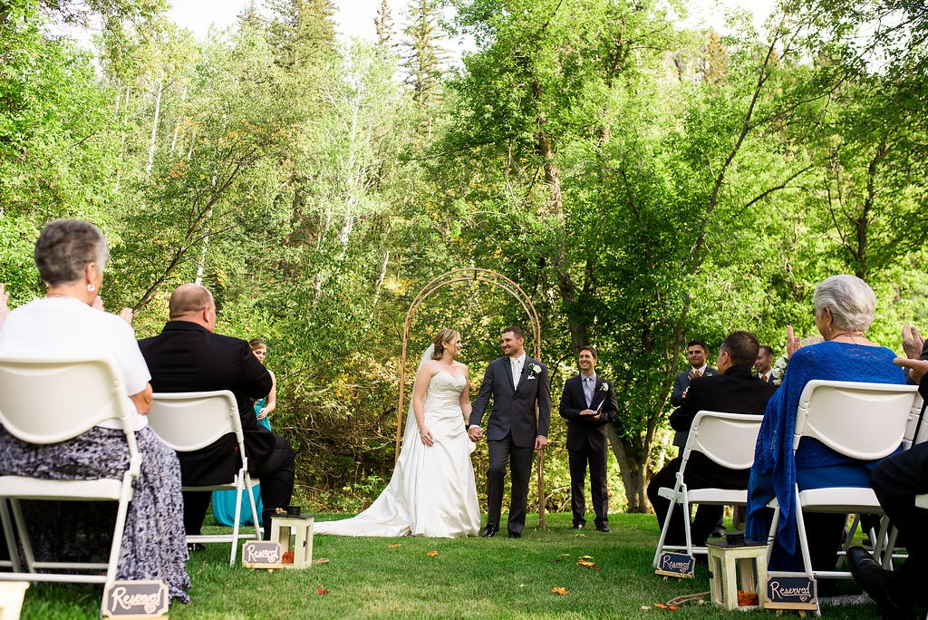 Spearfish Canyon Lodge Wedding