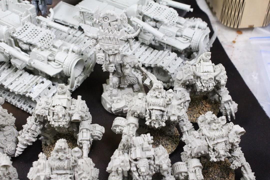 Assembled Orks 3