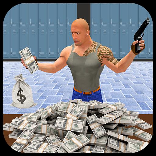 City Bank Security Van Robbery Plan