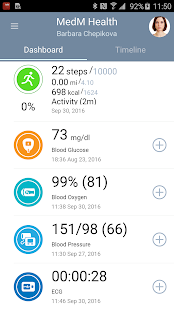 MedM Health- screenshot thumbnail