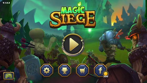 Magic Siege - Defender  screenshots 1