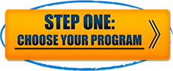 Step One: Choose Your Program