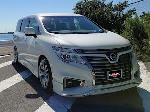 エルグランド PE52 350 Highway Star Premium Urvan CHROMEのカスタム事例画像 KMさんの2020年09月05日17:06の投稿