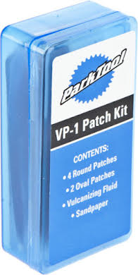 Park Tool VP-1 Vulcanizing Patch Kit alternate image 1